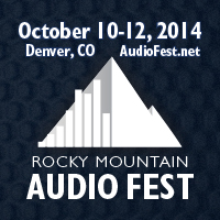 2014 Rocky Mountain Audio Fest