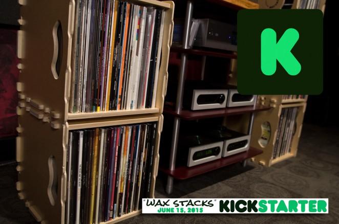Wax Stacks on Kickstarter