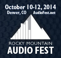 2014 Rocky Mountain Audio Fest