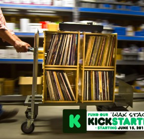 Wax Stacks crates are built to easily move. Is your crate system this mobile?