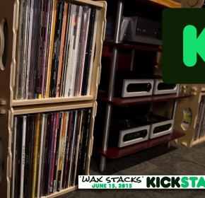 Wax Stacks on Kickstarter